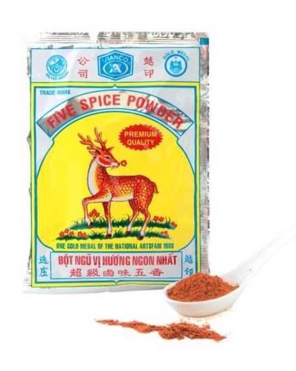 Five spice pulver