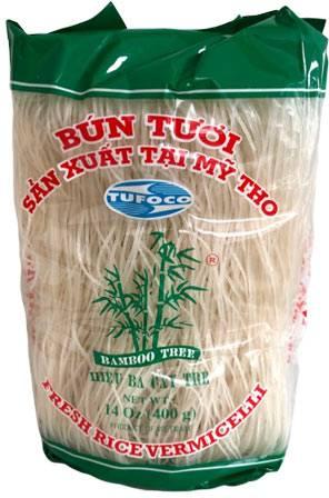 Tør risnudler